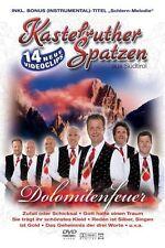 """KASTELRUTHER SPATZEN """"DOLOMITENFEUER"""" DVD NEUWARE"""