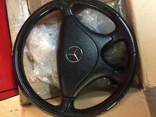 Mercedes w129 w140 w140 steering wheel maple wood