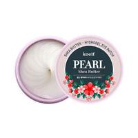 [KOELF] Pearl Shea Butter Hydrogel Eye Patch 1.4 g x 60 pcs (30 pairs)