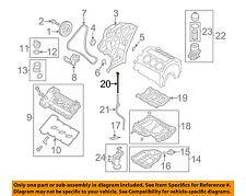 KIA OEM 06-12 Sedona Engine-Oil Fluid Dipstick 266113C100