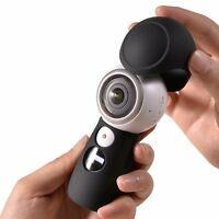Silicone Skin Set For Samsung Gear 360 (2017 Edition) Spherical Cam 360° 4K Cams