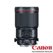 Canon TS-E 135mm f/4L Macro Tilt-Shift Lens ***USA AUTHORIZED***