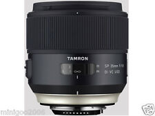 NEW TAMRON SP 35mm F/1.8 Di VC USD F012 (35 mm F1.8) Fixed Zoom Lens Nikon*Offer
