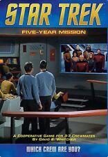 Star Trek Five Year Mission Board Game Mayfair Games MFG 4139 5 TableTop