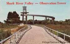 MIAMI FL 1984 Shark River Valley Observation Tower in Everglades National Park