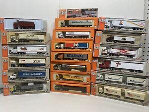 Lot of 19 Con- Cor Trucks . Ho Scale.