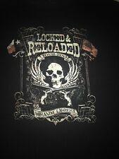 Miranda Lambert X L T Shirt Locked & Loaded 2013 Tour Free Ship.