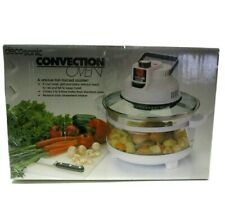 DecoSonic Four Convection Oven Fan Forced Roaster Baker Griller 209 New