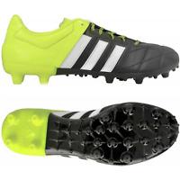 Adidas ACE 15.3 FG / AG Leather Fußballschuh Leder Rasen Kunstrasen Neu! OVP!