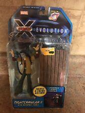 X-MEN EVOLUTION NIGHTCRAWLER II COLLECTIBLE FIGURINE