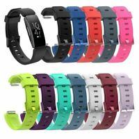Watch Ersatz Sport Silikon Uhrenarmband Strap für Fitbit Inspire/Inspire HR