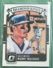 Manny Machado Diamond Kings 2016 Donruss Optic - Baltimore Orioles