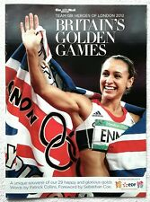 Team GB: Heroes Of London 2012 Britain's Golden Games The Sunday Mail