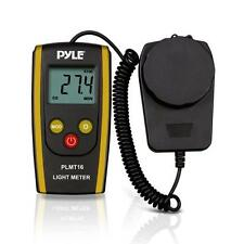 New Pyle PLMT16 Digital Handheld Photography Digital Lux Light Meter