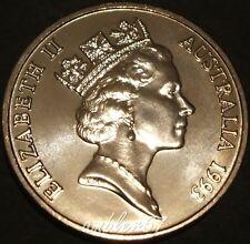 **1993 scarce Australian 20 cent coin UNC **