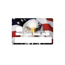 Stickers Autocollant Carte bancaire - Skin - CB Aigle 1126 1126
