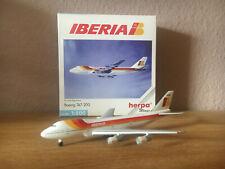 Herpa Wings 1:500 Iberia Boeing 747-200 in OVP