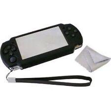 Étuis, housses et sacs noirs pour jeu vidéo et console Sony PSP