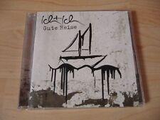 CD Ich + Ich - Gute Reise - 2009 incl. Pflaster