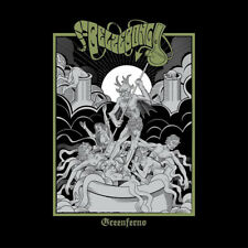 Belzebong ‎- Greenferno LP - NEW Vinyl Album - Stoner Doom Metal Sleep OM RECORD