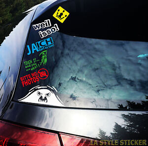 13 Sticker Haters Aufkleber boost oem vag hella decal nfc ill low performance m