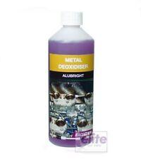 Raceglaze alubright Metal deoxidiser, Desengrasante & Cal remover 500 Ml