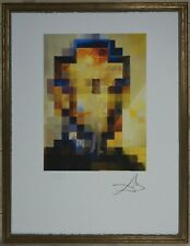 "Salvador Dali ""Gala looks at the Mediterranean"" Lithograph Limited 2000 pcs."