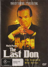 The Last Don PAL/NTSC NEW Series DVD Danny Aiello Daryl Hannah Kirstie Alley