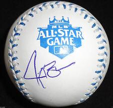 JAY BRUCE SIGNED 2012 ALL STAR BASEBALL CINCINNATI REDS AUTOGRAPH COA J4