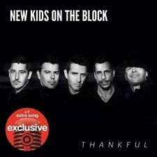 New Kids on the Block Thankful CD TARGET Exclusive DELUXE +1 Bonus track Dmx