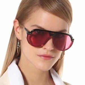 NEW Dior Club 3 Sunglasses Black Pink 61mm