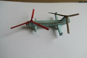 Dinky Toys 715 BRISTOL 173 HELICOPTER Used. Unboxed.