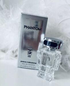 Paco Rabanne Phantom Miniatur Roboter 5ml Sammler