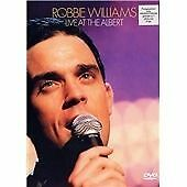 Robbie Williams - Live At The Albert [DVD] [2001], Acceptable DVD, Junior Laniya