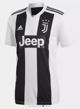 Ronaldo JUVENTUS Jersey Medium 2018 Home Shirt Soccer Football CF3489 adidas