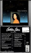 VICKY LEANDROS - Golden Stars > CD Album