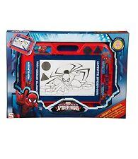 Marvel Spider-Man Magnético escritorzuelo Etch A Sketch Tablero De Dibujo Doodle