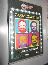 DVD GIOBBE COVATTA LIVE MELANINA E VARECHINA