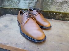 CHEANEY / CHURCH DERBY – BROWN / TAN – UK 8.5 – MOLTON - SUPERB CONDITION