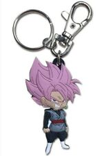 Dragon Ball Super Keychain Goku Black Super Saiyan Rose Key Chain Licensed New