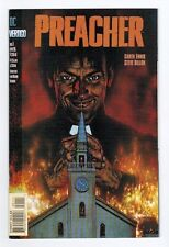 Vertigo DC Comics Preacher #1 1995 NM 9.4 Steve Dillon Art LI-01