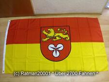 Fahne Flagge Hannover Region - 90 x 150 cm