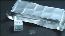 Circular round microscope slide coverslip cover glass (100 diameter 35mm), New
