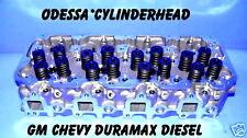 NEW FITS GM GMC CHEVY TRUCK 6.6 DURAMAX DIESEL LLY CYLINDER HEAD ENGINE CODE 2