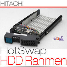 HITACHI HOT SWAP HOTPLUG RAHMEN CADDY FROM HDS SHELF HDD FESTPLATTE S2C-K72FC