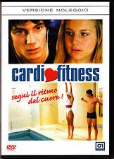 CARDIO FITNESS - DVD (USATO EX RENTAL)