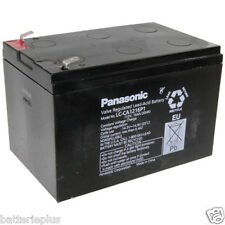 Panasonic Industrial  LC-CA1216P1 12V 16000mAh Faston 6,3 mm