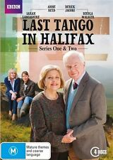 Last Tango In Halifax : Series 1-2 (DVD, 2015, 4-Disc Set) NEW