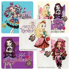 "30 Ever After High Stickers, 2.5""x2.5"" ea., Party Favors"
