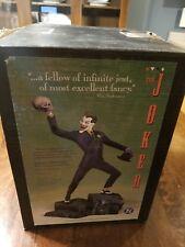 DC Joker Statue  /  William Pacquet   / DC Comics / Batman / Justice League